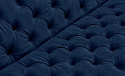 SOHO 3-sits Velvet Royal Blue