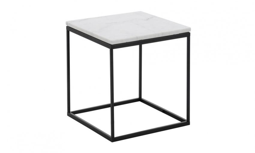 Hem / Soffbord / ACCENT Soffbord 50x50 Svart - Köp på SoffaDirekt.se