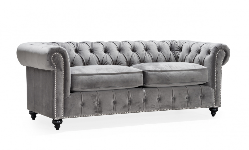 NOTTING-HILL Chesterfield Onyx Black