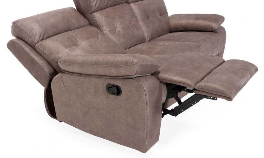 TORONTO 3-sits Reclinersoffa Beige