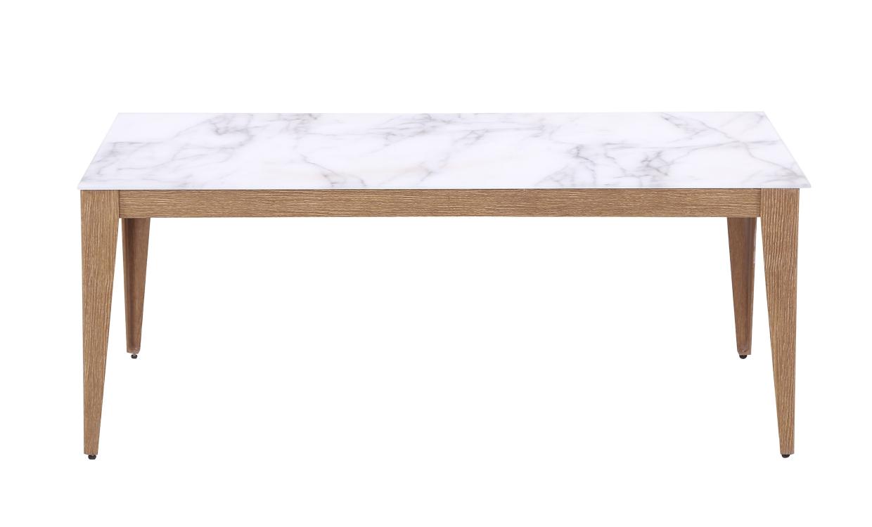 ROBIN Matbord 180 Marmor Ek Köp på SoffaDirekt se