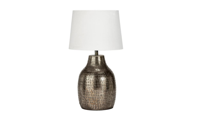 ABBEY Bordslampa Svart 48 cm Shoppa hos SoffaDirekt