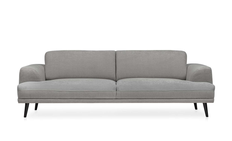 ANCONA 3-sitssoffa Ljusgrå