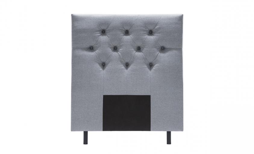 äNGSVIK 120 Deluxe Sänggavel Ljusgrå Köp på SoffaDirek