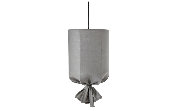 TUVA Utomhuslampa Ljusgrå 40 cm