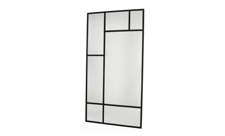 ALTA Spegel Svart