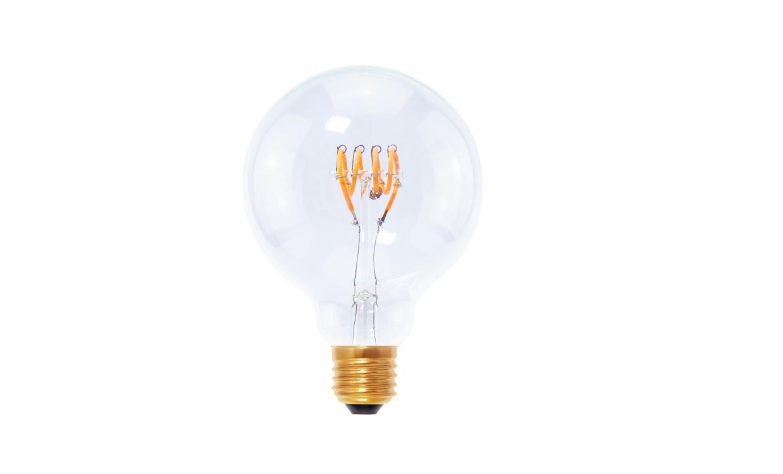 CARBON LED Globe 95mm | Belysning