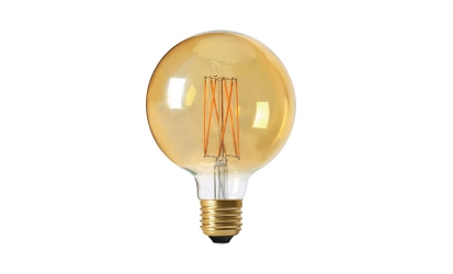 ELECT LED Filament Gold 125mm