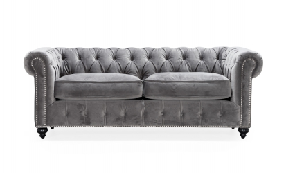 NOTTING-HILL Chesterfield Aluminium