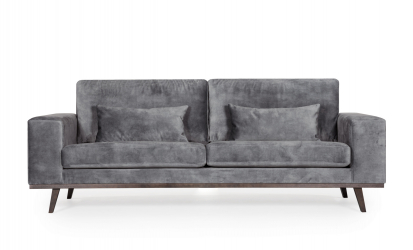 STOCKHOLM Adore 3-sits Light Grey