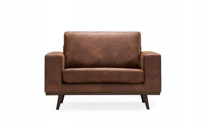 STOCKHOLM Loveseat Leather Edition