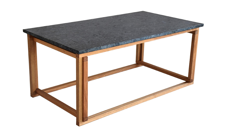 b4c47a526ea Accent Soffbord Granit Ek 110x60- Köp på SoffaDirekt.se