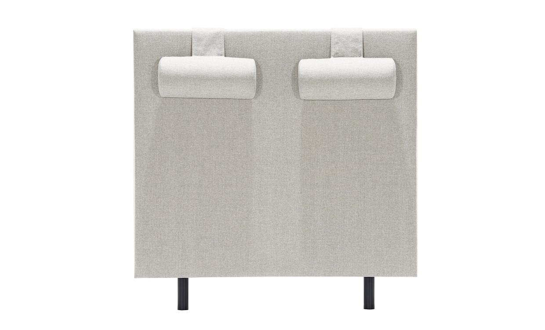 Sänggavlar 105 Cm : Ängsvik sänggavel beige köp på soffadirekt