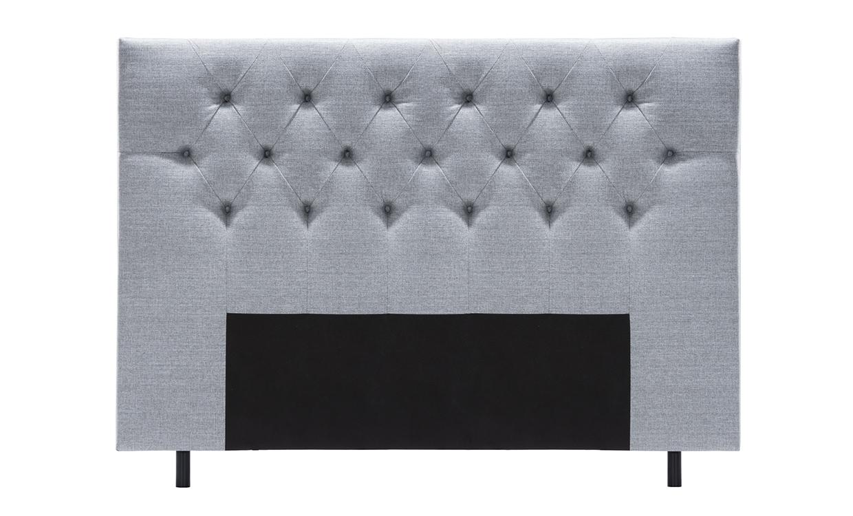 VäRMDÖ 180 Premium Sänggavel Ljusgrå Köp på SoffaDirekt se