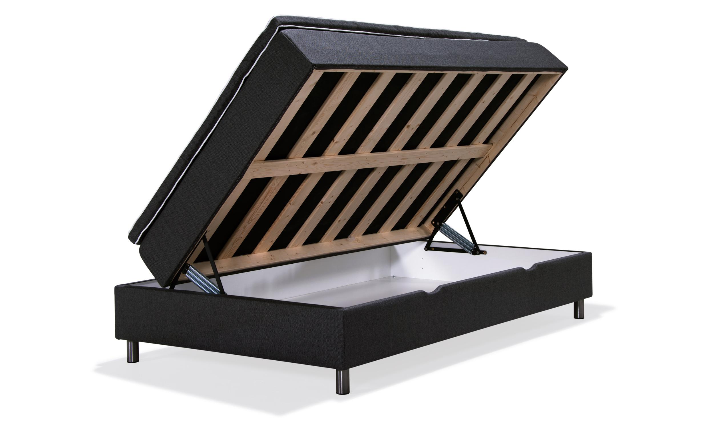 BOX Säng med Förvaring 120 - Köp på SoffaDirekt.se